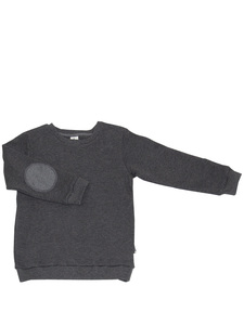 Baby und Kinder Piqué Sweatshirt reine Bio-Baumwolle - Leela Cotton