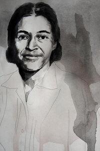 Rosa Parks - Poster von David Diehl - Photocircle