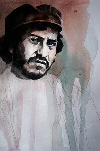 Victor Jara - Poster von David Diehl - Photocircle