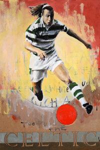 One Love Celtic - Poster von David Diehl - Photocircle