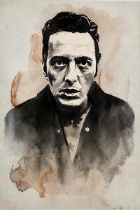 Joe Strummer - Poster von David Diehl - Photocircle