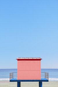 Bay Watch - Poster von Rupert Höller - Photocircle