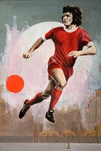 One Love Liverpool - Poster von David Diehl - Photocircle