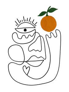 ELMAR - Poster von Shatha Al Dafai - Photocircle