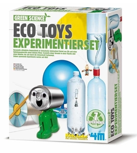 Eco Toys Experimentierset - Green Science