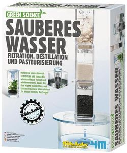 Sauberes Wasser - Green Science