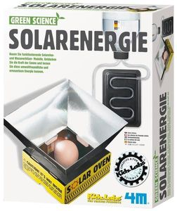 Solarenergie - Green Science