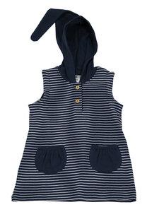 Baby und Kinder Tunika-Kleidchen reine Bio-Baumwolle - Leela Cotton
