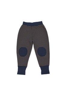 Baby und Kinder Hose gestreift reine Bio-Baumwolle - Leela Cotton