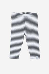 Bio Baby Legging geringelt - Paula - Lana naturalwear