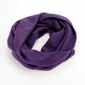 Unisex Schlauchschal, Loop-Schal 100% Kaschmir - verschiedene Farben - Sukham