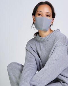 Gesichtsmaske aus recyceltem Polyamid - JAN N JUNE