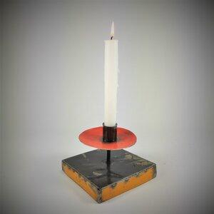 Kerzenständer aus recycelten Ölfässern Industrial Design Upcycling - Moogoo Creative Africa