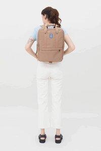 Rucksack - Daily - aus recyceltem Polyester - Lefrik