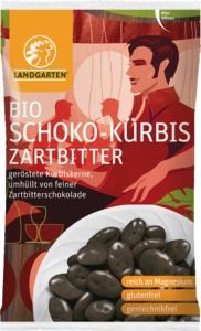Bio Schoko-Kürbis Zartbitter - Landgarten
