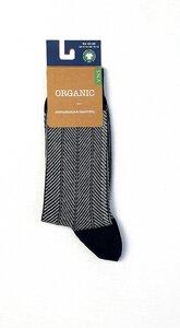 Herren GOTS zertifizierte Biobaumwolle Socken - VNS Organic