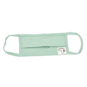 Mund und Nasenmaske für Erwachsene aus Biobaumwolle Handmade in Kenya. - Kipepeo-Clothing