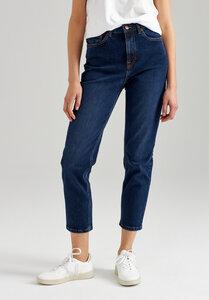 Damen Mom Cropped Jeans Bio Fair - ThokkThokk