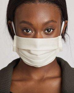 Gesichtsmaske aus Tencel Twill - JAN N JUNE