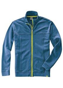 Jacket Vitali sea - HempAge