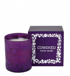 Cowshed Winter Candle 235 g - COWSHED