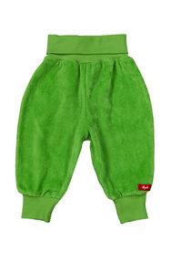 Baby Nickihose grün Bio Baumwolle - People Wear Organic
