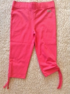 3/4 Leggings rosa - Kite Kids