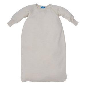 Baby und Kinder Schlafsack mit Arm Frotteestrick Bio-Merinowolle/Seide - Reiff