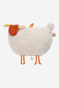 Bio Spieluhr - Schlaf Schaf Hilde weiß, 23cm - Lana naturalwear