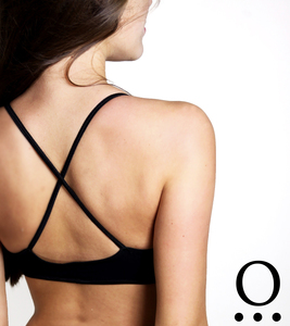 Soft-BH, Organic Cotton schwarz - Frija Omina