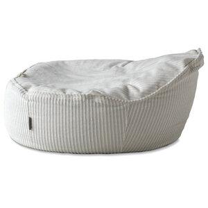 Baby Sitzsack mit Bio Dinkelspreu - Baby EcoEgg® in Breitcord - Baby EcoEgg®