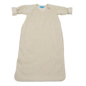 Baby und Kinder Strick-Schlafsack mit Plüschfutter Bio-Wolle/Bio-Baumwolle - Reiff