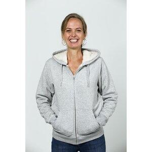 Torland - Winter-Sweater mit Kapuze und Fleece-Futter - TORLAND