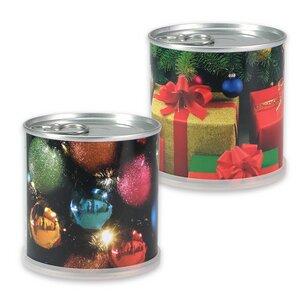 Blumen in der Dose Set Weihnachten - 2x x-mas Deco von MacFlowers - MacFlowers