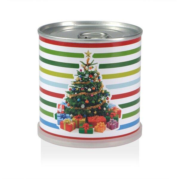 macflowers weihnachtsbaum in der dose baum geschenke. Black Bedroom Furniture Sets. Home Design Ideas
