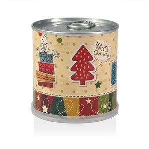 Weihnachtsbaum in der Dose - Merry Christmas nostalgisch von MacFlowers - MacFlowers