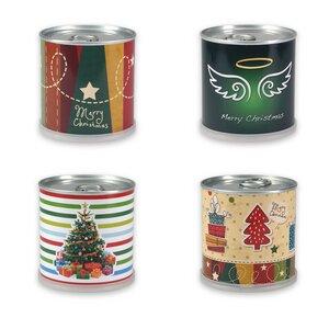 Weihnachtsbaum Set - Nostalgie - 4x Weihnachtsbaum gemischt von MacFlowers - MacFlowers