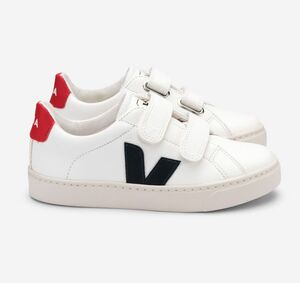 Sneaker Kinder - Esplar Velcro Leather - Veja