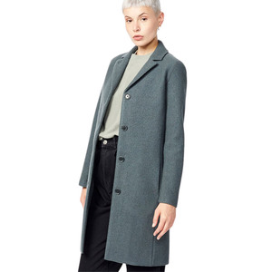 Wollmantel - Classical Coat II - LangerChen