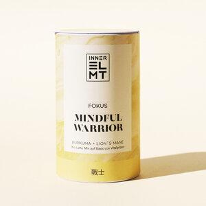 Mindful Warrior - Bio Kurkuma Latte mit dem Vitalpilz Lion´s Mane - INNER ELMT