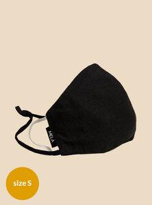 Behelfs-Mund-Nasen-Maske aus Bio-Baumwolle, unisex und schadstofffrei gemäß GOTS-Zertifizierung - MELAWEAR