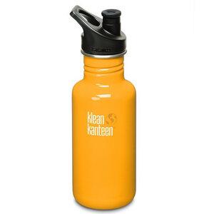 Klean Kanteen - Trinkflasche Sport Cap 532 ml, gelb - Klean Kanteen