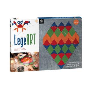 LegeArt | Lege-,Lern- und Gesellschaftsspiel - rund:Stil