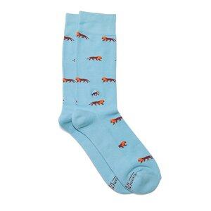 Socken, die Löwen schützen - Conscious Step