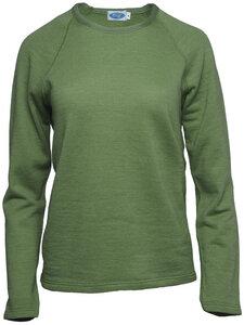 Damen Langarm-Shirt Fany Bio-Merinowolle/Seide - Reiff