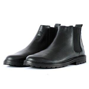 '92 Leder Chelsea Boots - SORBAS