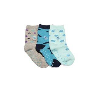 Socken Box für Kinder, die Ozeane schützen - Conscious Step