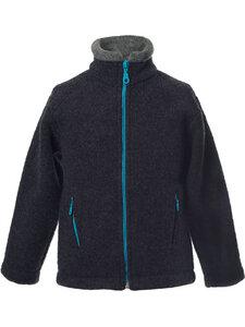 Baby und Kinder Fleece-Jacke Colori reine Bio-Merinowolle - Reiff