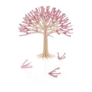 LOVI DIY Kirschblütenbaum, Birkenholz, verpackt als Postkarte - Lovi