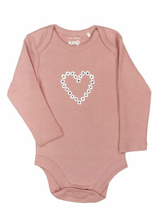 Baby Langarm-Body reine Bio-Baumwolle - Kite Clothing